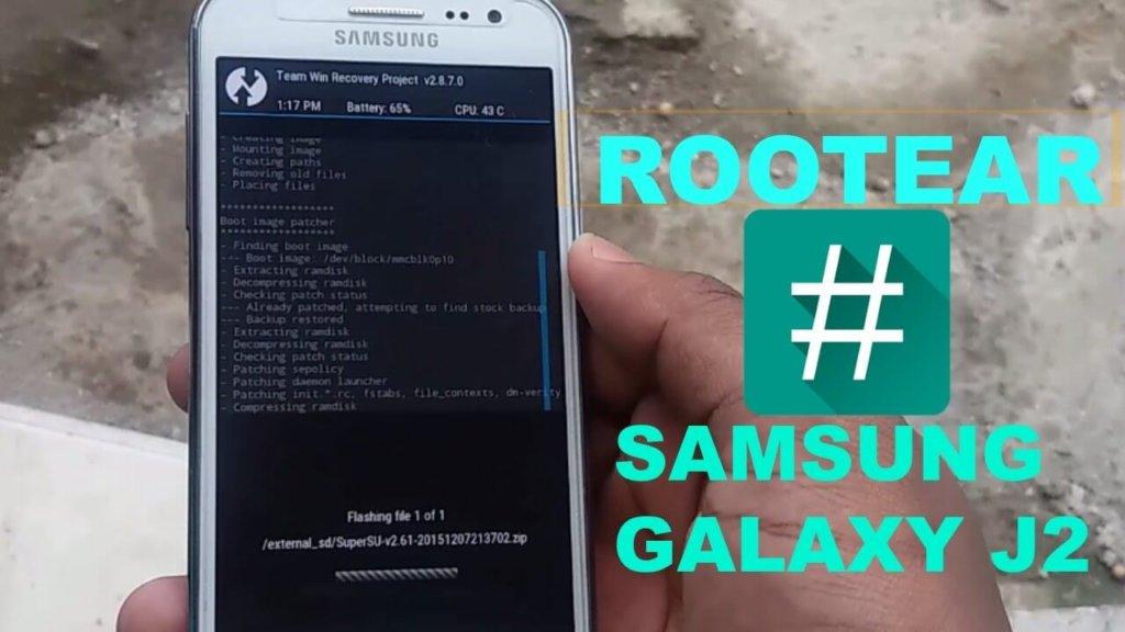 Cómo rootear el Samsung Galaxy J2 Prime SM-G532M - Blog de