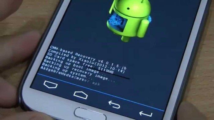 Cómo hacer un backup de la ROM de fábrica de tu Android