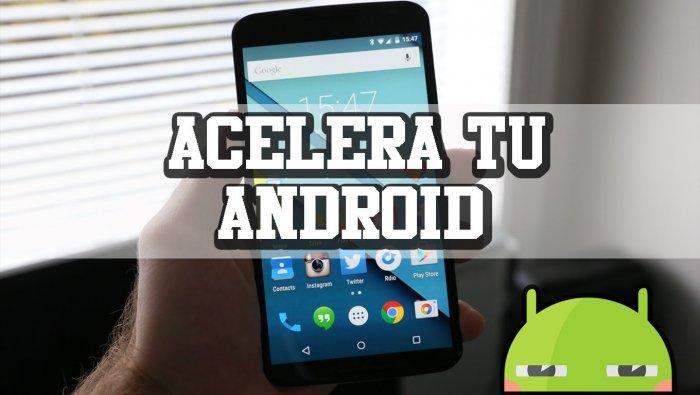 Tres aplicaciones root para mejorar el rendimiento de tu Android