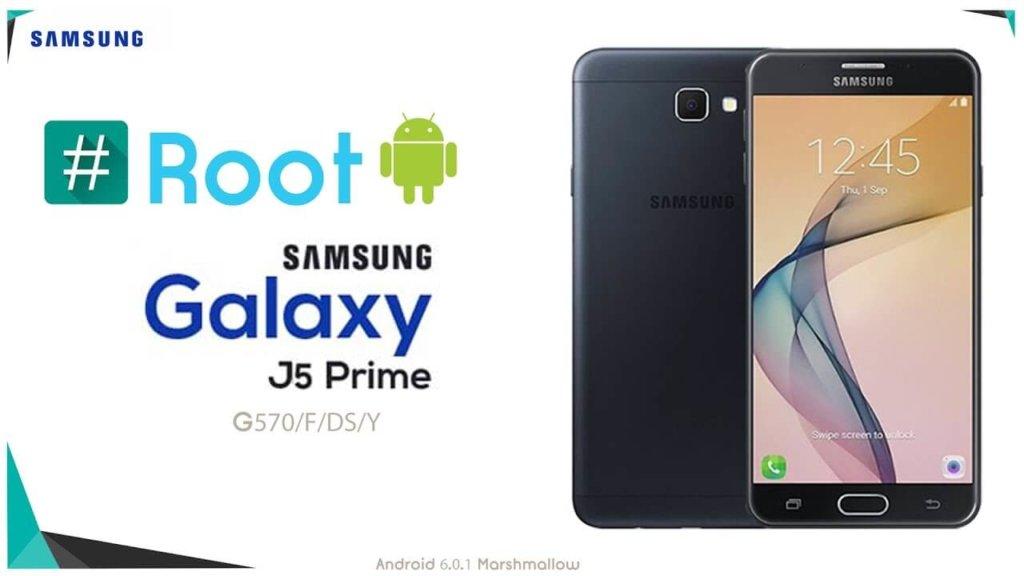 Rootear el Samsung Galaxy J5 Prime