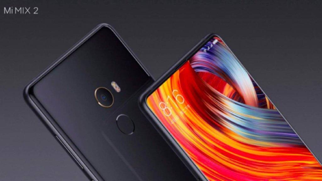 Ya se presentó el Xiaomi Mi Mix 2