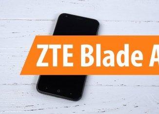 ZTE Blade A6: un potente móvil de baja gama