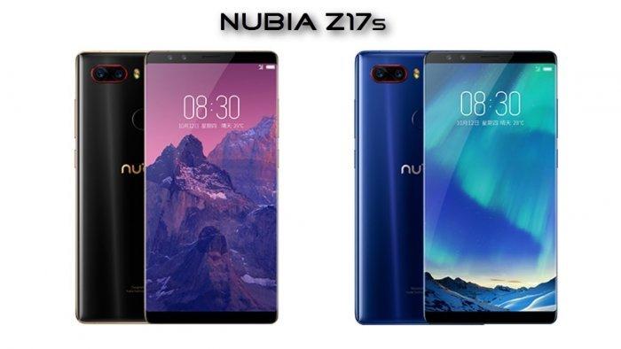 ZTE Nubia Z17S: un smartphone de élite
