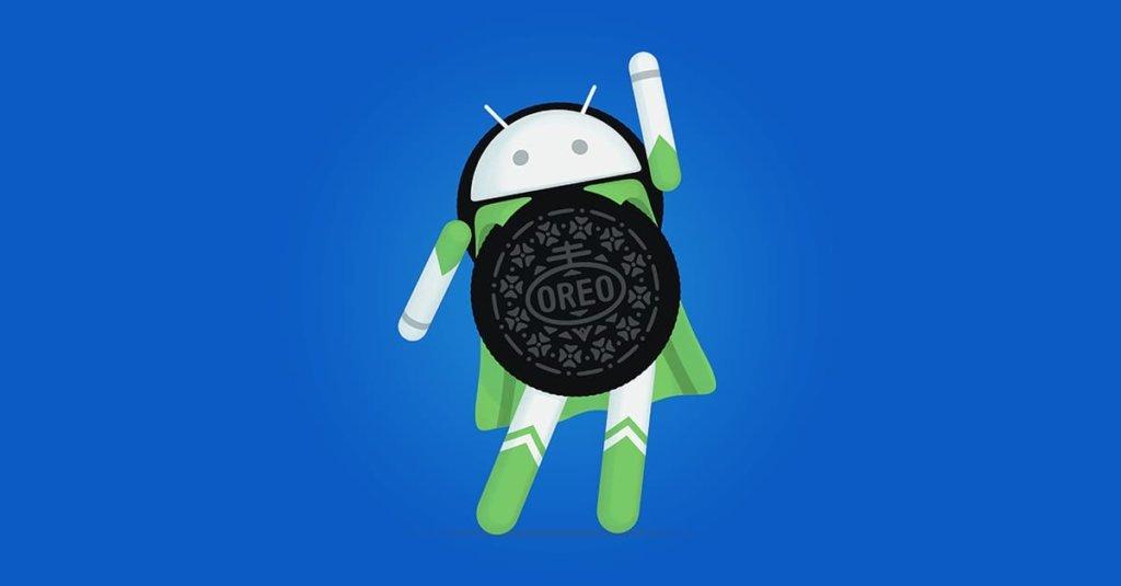 características de Android Oreo