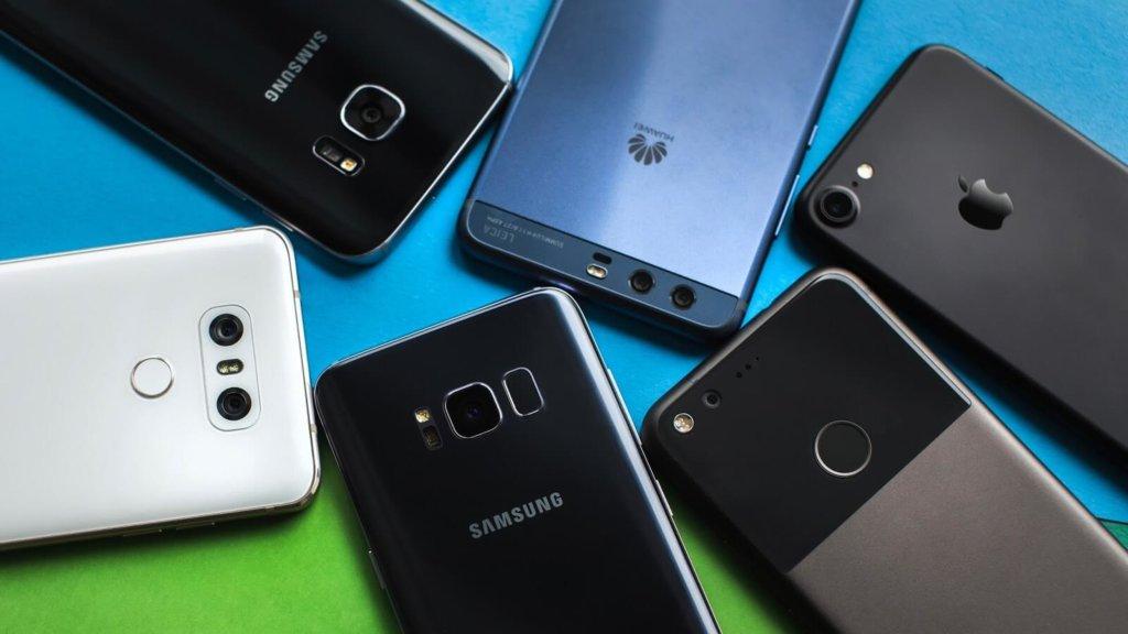 evolución de los móviles en 2017