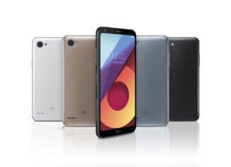 los nuevos LG Q6 Alfa y LG Q6 Plus