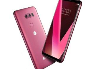 LG V30 Pink en España