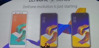 familia de Asus ZenFone 5