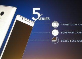 series 1, 3 y 5