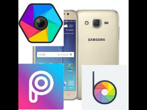 apps para retocar fotografías en Android