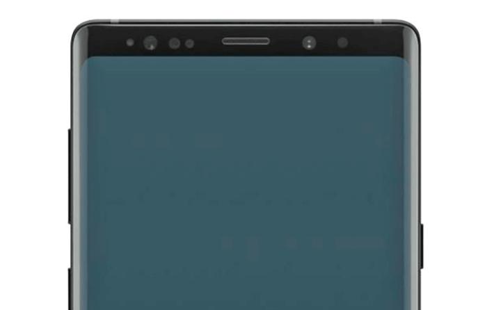 imagen real del Galaxy Note 9