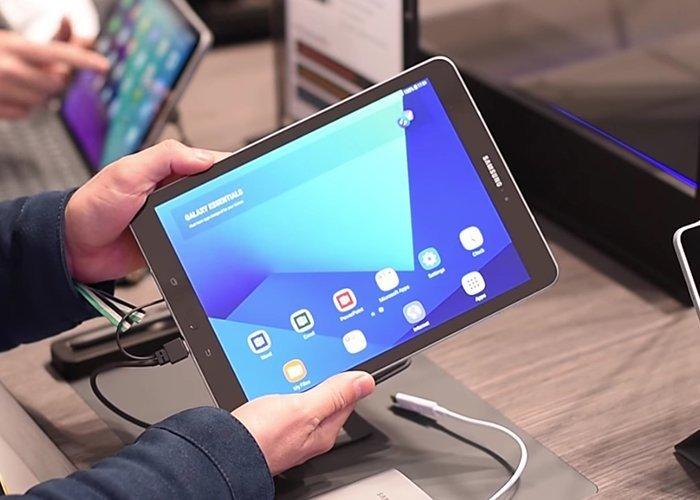 imágenes de la Samsung Galaxy Tab S4