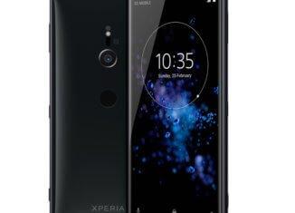 características del Sony Xperia XZ2