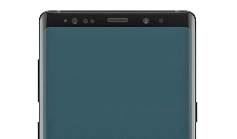 primera imagen real del Galaxy Note 9