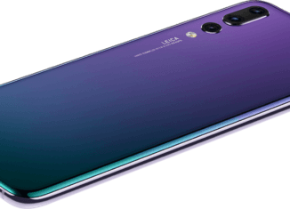 Análisis del Huawei P20 Pro (1)