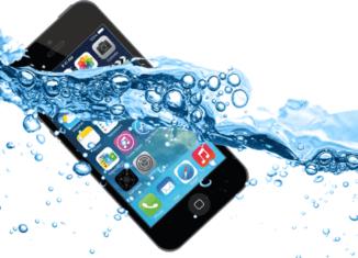 qué hacer si tu móvil cae al agua