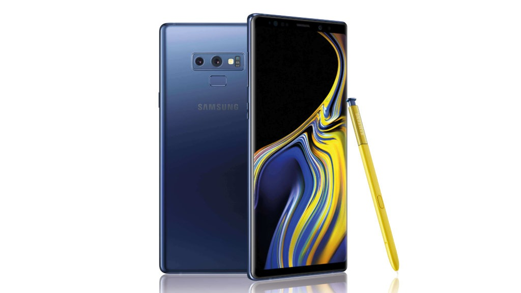 análisis del Samsung Galaxy Note 9