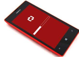Revivir un Nokia Lumia
