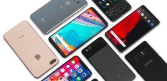 marcas de smartphones más fiables