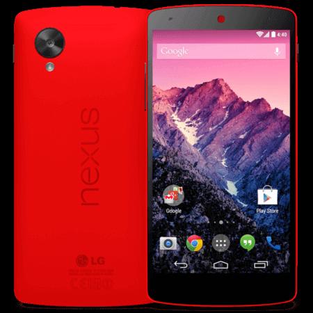 Solucionar problemas de rendimiento del Nexus 5