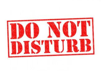 Configurar el modo 'No molestar' en Android