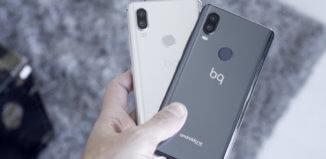 instalar Android 9 Pie en el BQ Aquaris X2 y X2 Pro