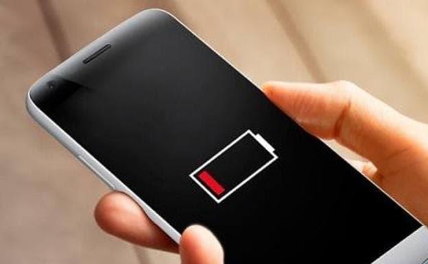 calibrar la batería del móvil