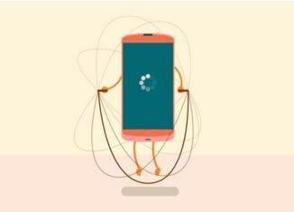 mejorar la velocidad de un móvil que va lento