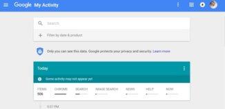 Cómo borrar el historial de Google desde Android