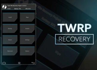 TWRP Recovery en el Galaxy J2 Prime