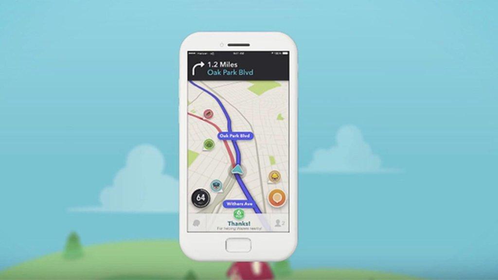 tener los radares de carretera en Google Maps