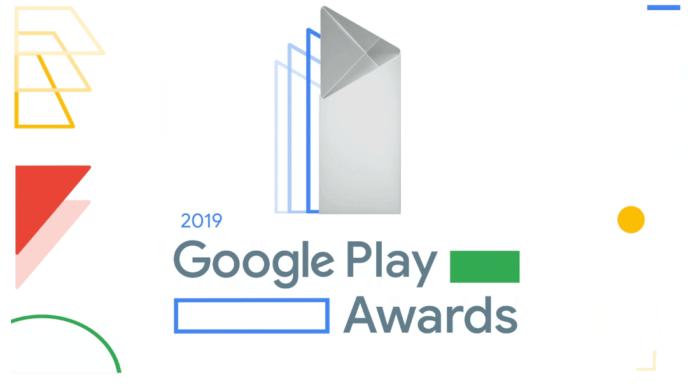 mejores apps del año listadas en el Google Play Awards 2019