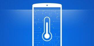 enfriar el móvil cuando se calienta