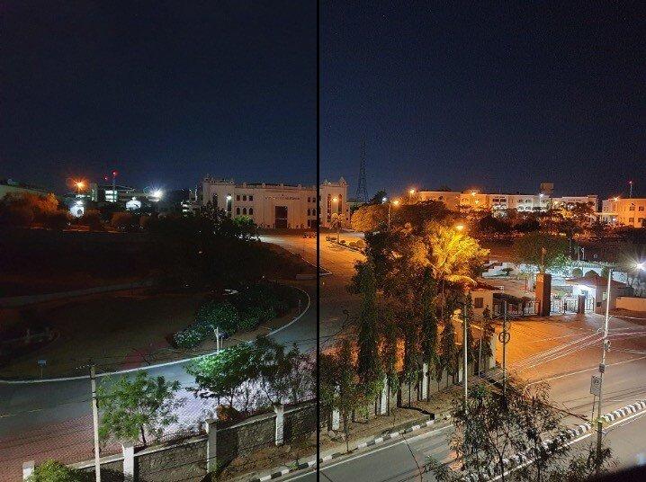 modo noche para el Samsung Galaxy S9