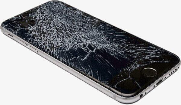 recuperar archivos de un teléfono roto