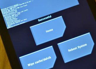 reparar la ROM en un móvil Android