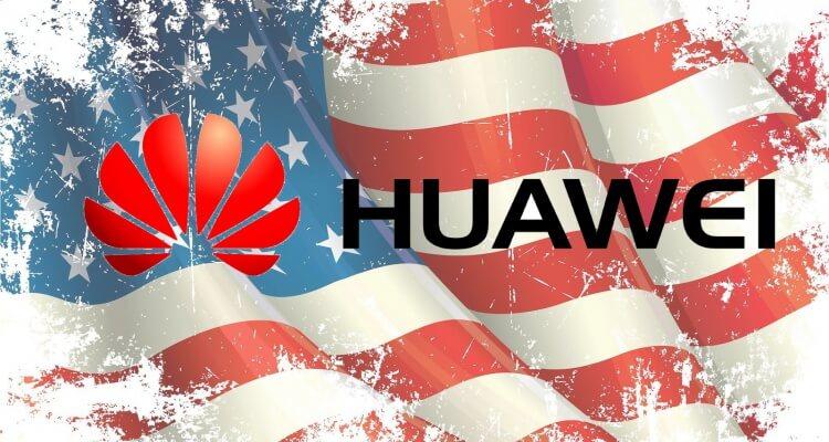 veto de Estados Unidos a Huawei