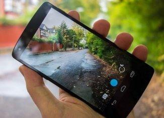 Aplicaciones de cámara para móvil