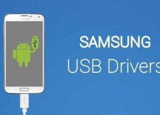 Drivers USB Samsung Galaxy universales