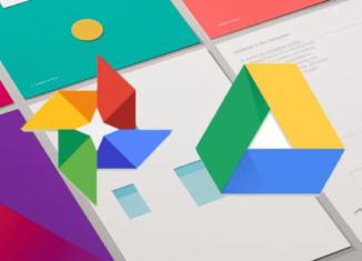 sincronizar Google Fotos y Google Drive