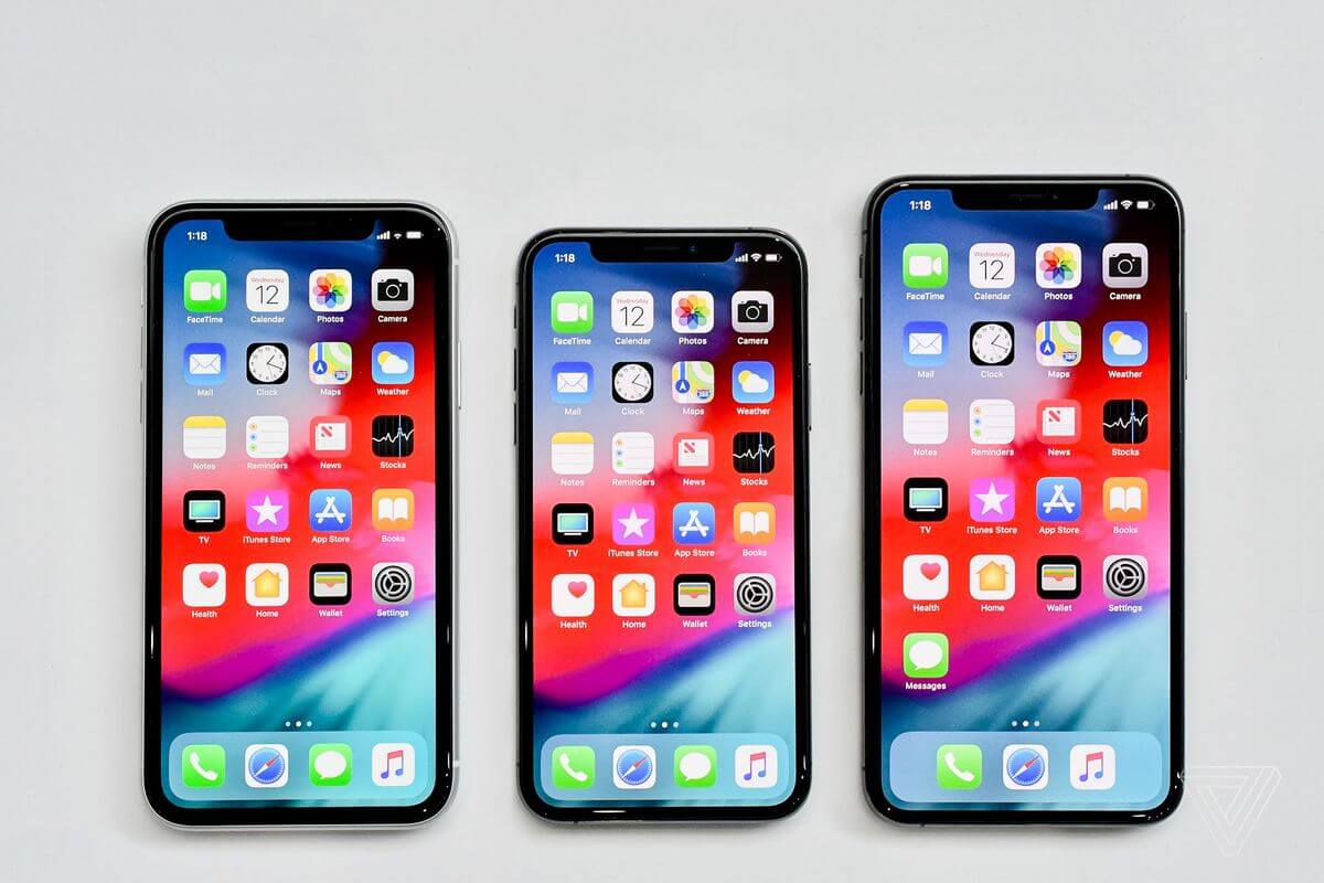 comparativa iphone x