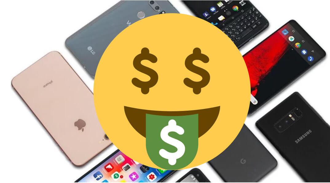 mejores móviles baratos