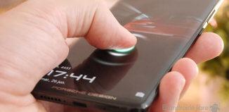 utilidades del sensor de huellas