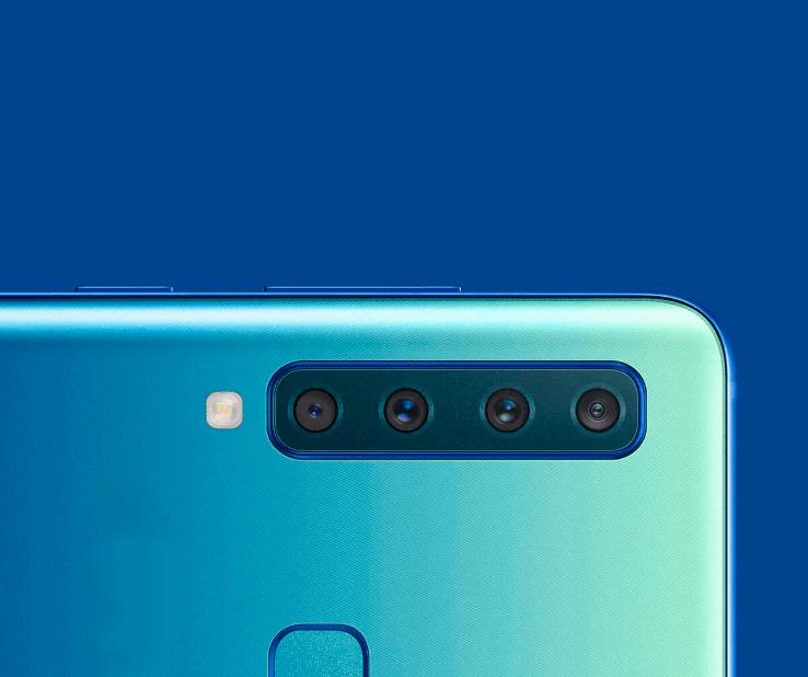 smartphones con 4 camaras