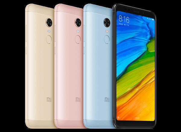 rootear el Xiaomi Redmi 5 Plus