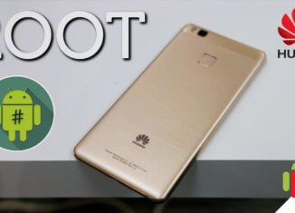 rootear Huawei P9 Lite